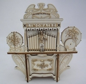 15 Notes Music box  Limonaire